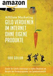 Affiliate Marketing Buch