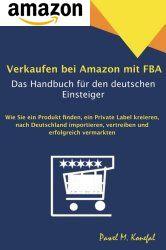 Verkaufen bei Amazon mit FBA - Buch