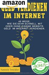 Geld verdienen im Internet - Buch